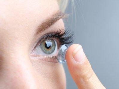Однодневные контактные линзы могут стать причиной инфекции глаз