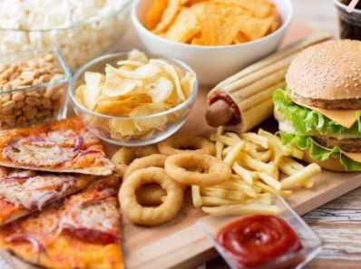Вредная пища, вызывающая привыкание