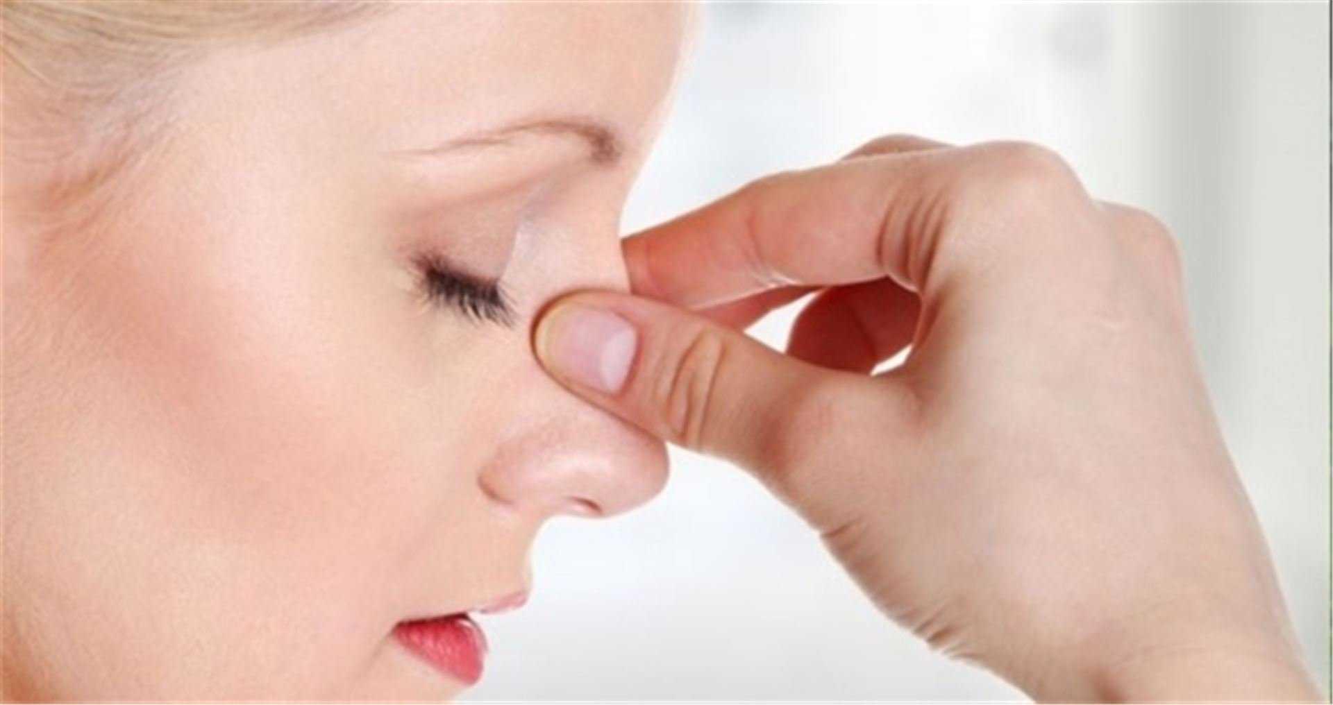 Инфекции носовых пазух