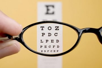 Проблемы со зрением