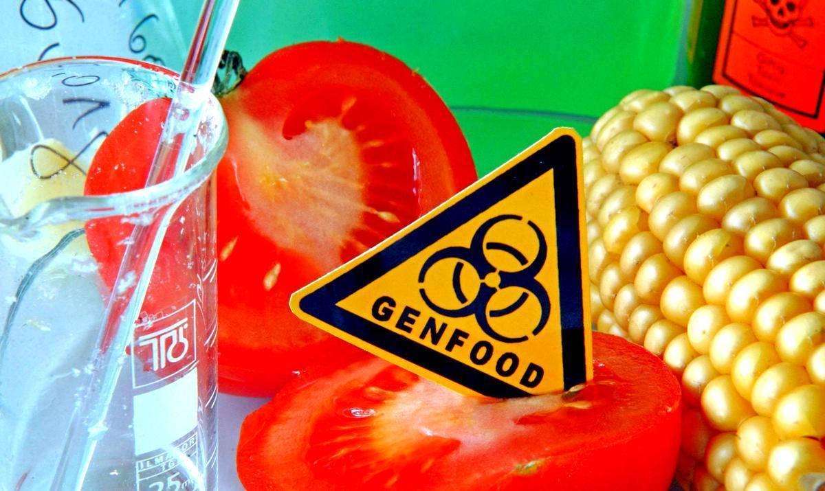 Список: опасные продукты питания