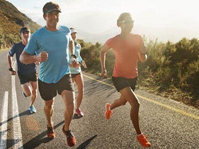 Здоровая пища и упражнения - это здоровье, богатство и мудрость