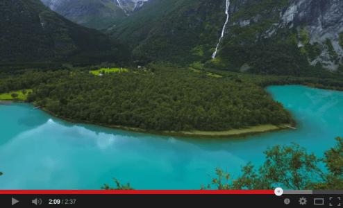 Северное сияние — расслабление в гармонии с природой