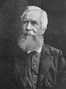 Ученый Эрнст Гекель