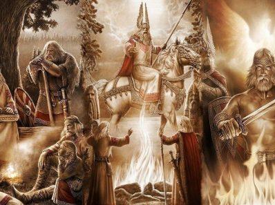 Игры Богов. Акт 6. Славянские привычки