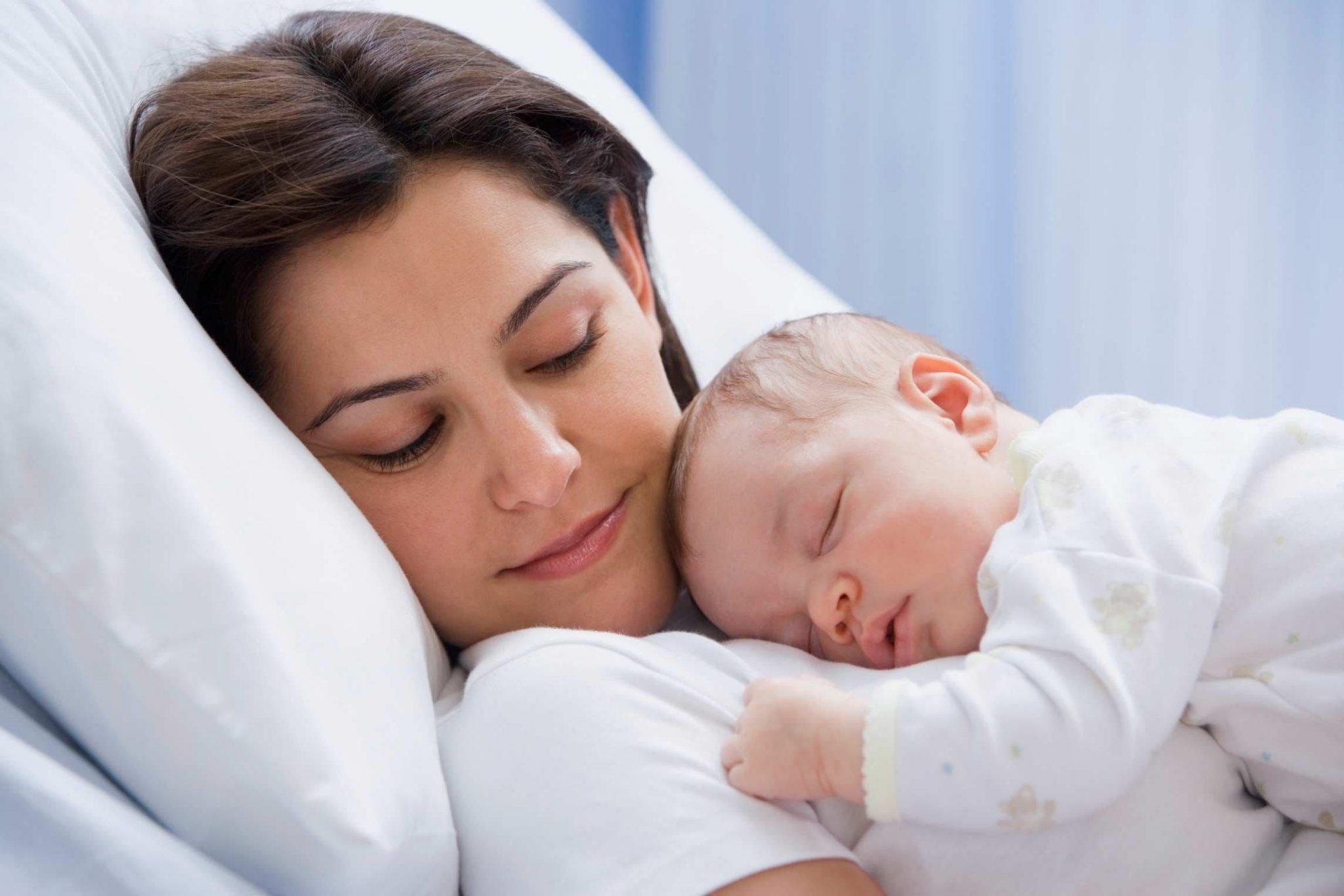 Путеводитель по домашним родам. Второй и третий период родов