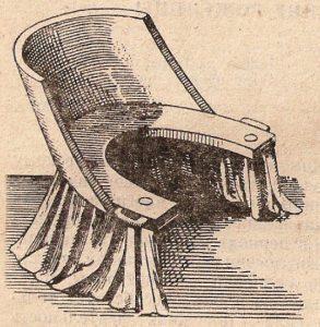 Акушерский стул Девентера