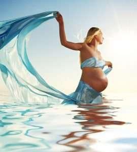Роды в воде