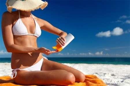 Солнцезащитный крем совсем не безвредный...