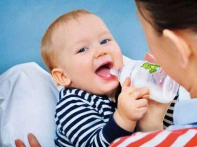 Соевые детские смеси: Противозачаточные таблетки для новорожденных