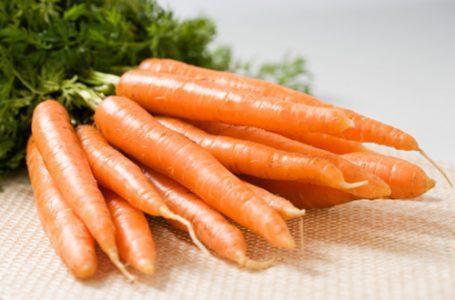 Морковь посевная — Daucus carota subsp. sativus