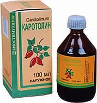 Каротолин — Carotolinum