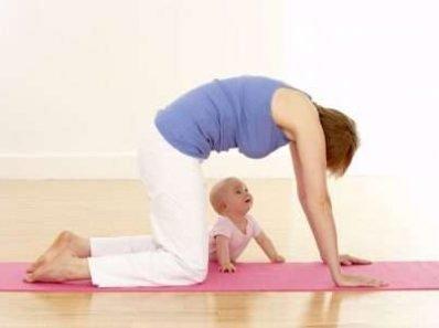 Состояние мамы после родов