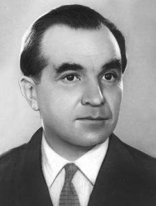 Академик Н.Н. Блохин