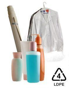 LDPE-PELD (ПВД) (полиэтилен низкой плотности)