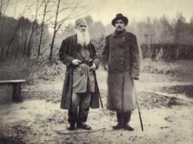 Л. Н. Толстой и вегетарианство