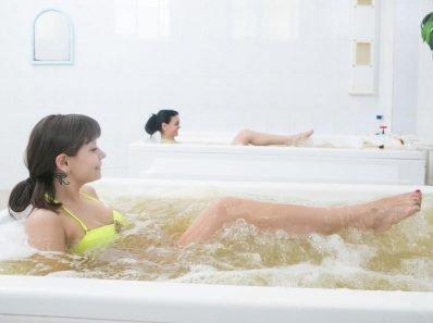 Лечебные ванны как метод естественного лечения заболеваний