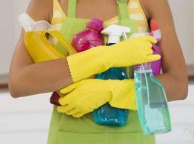 Экологичная весенняя уборка