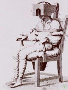 Успокаивающий стул