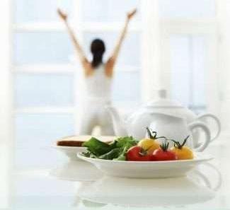 О вреде здорового питания