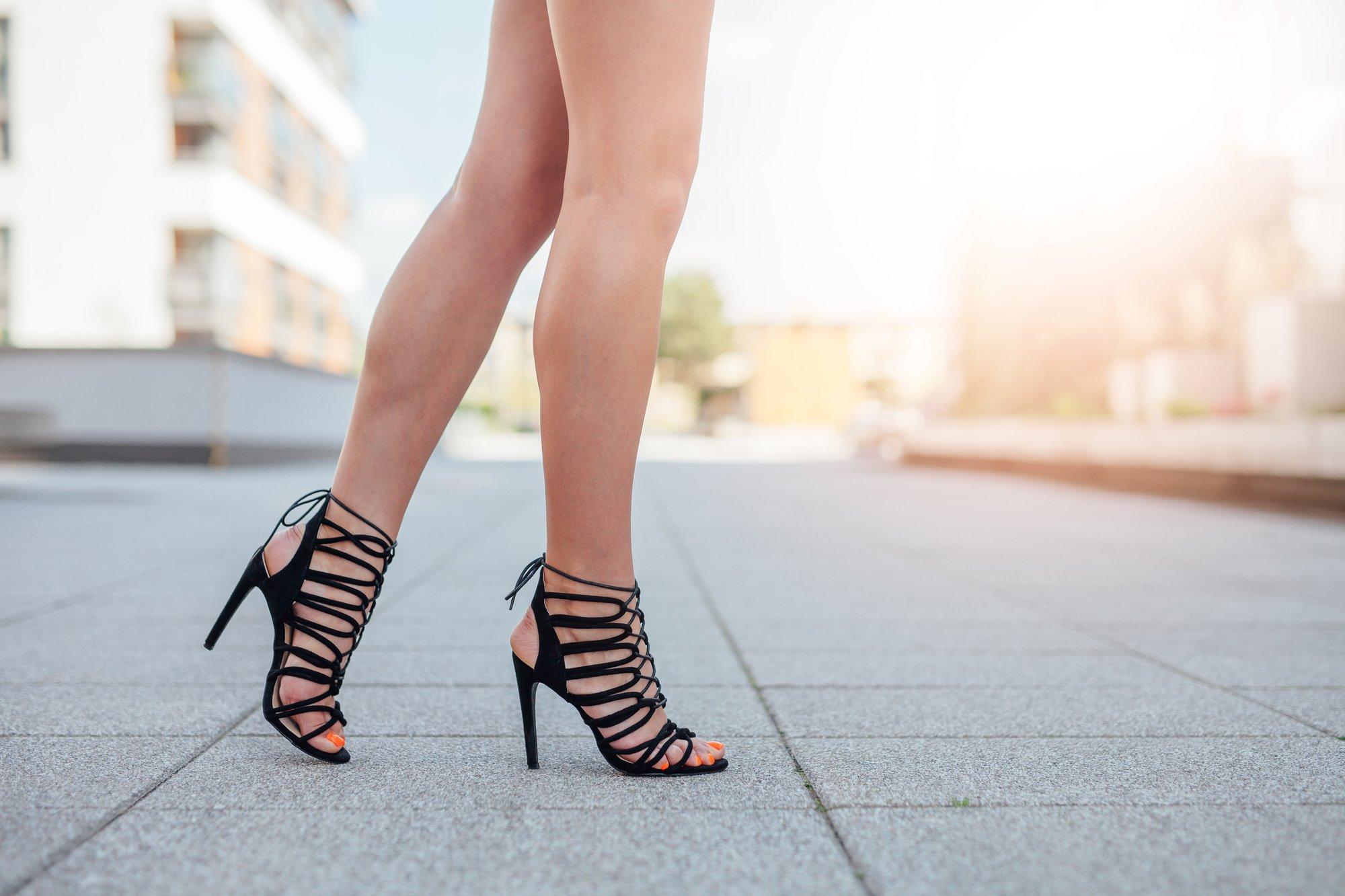 Высокие каблуки и их пагубные последствия для организма