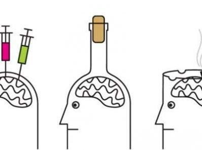 Зависимость даёт представление о пластичности мозга