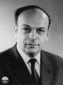 Академик А. М. Уголев