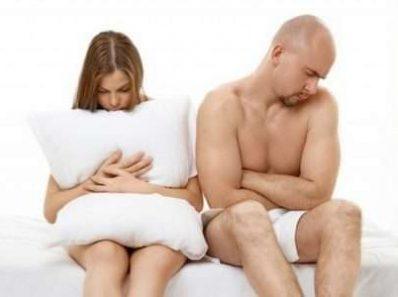 Сексуальные комплексы женщин
