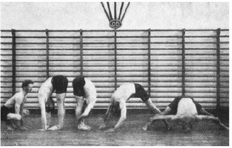 Датская гимнастика Нильса Буха
