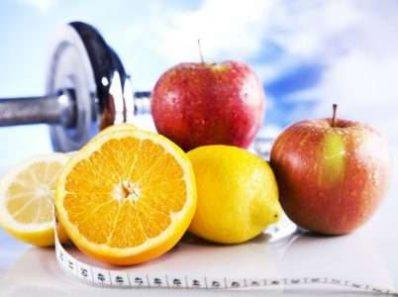 Взгляд на фитнес-диету