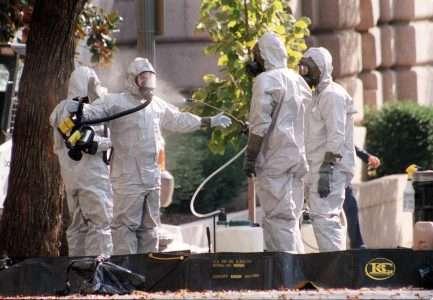 На что способен биотерроризм