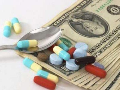 Лекарства не лечат, а делают деньги