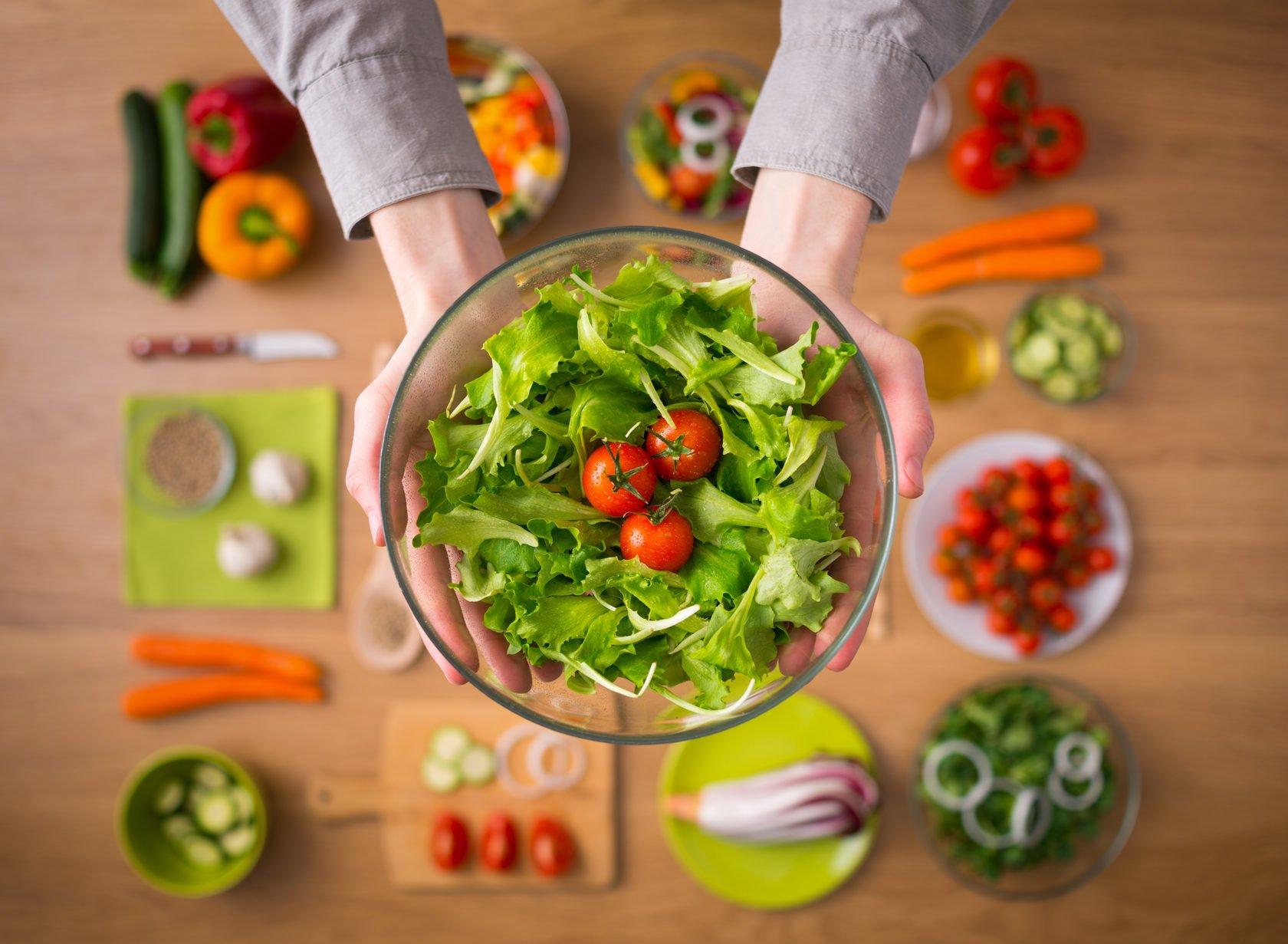 Раздельное питание: выдумки и объективная реальность