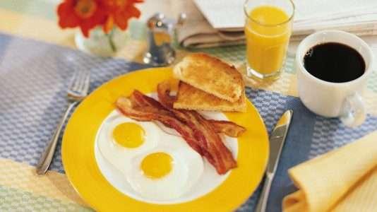 Какая зависимость между завтраком и работоспособностью?