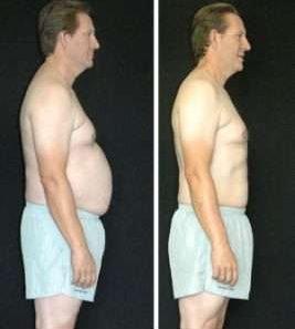 Жена виновата в том, что муж изучил программу... потерял 10 кг. и удвоил свою энергию всего лишь за 10 недель