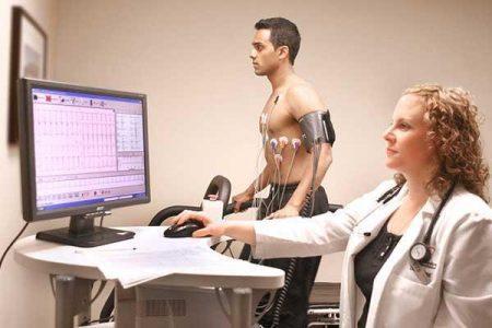 Нагрузочный тест на наличие болезни сердца