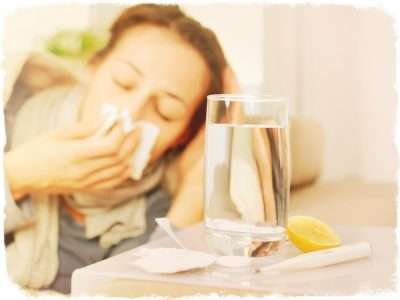 Как легко избавиться от насморка?