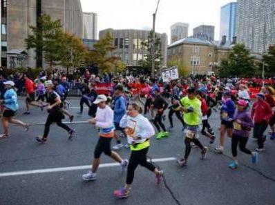 Полумарафонцам нужны углеводы, а не жиры