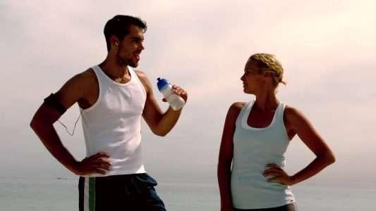 Сладкие спортивные напитки ошибочно считаются полезными