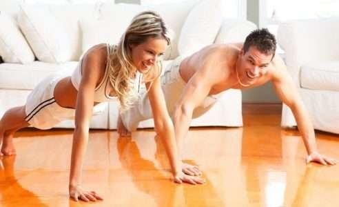Физические упражнения увеличивают чувство сытости