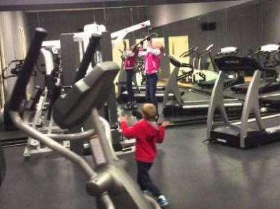 Опровергнут миф о том, что тренинг с отягощением вреден для детей