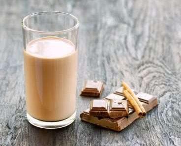 Шоколадное молоко – то, что нужно для восстановления после физических нагрузок