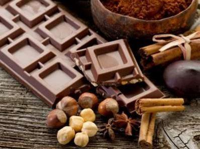 Как шоколад улучшает кожу