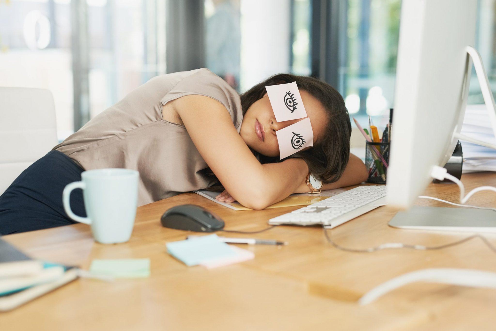 Как легко избавиться от усталости?