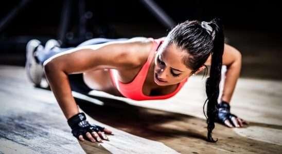 Важная тренировка верхней части тела для девушек