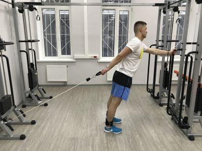 Как не убить плечевой сустав