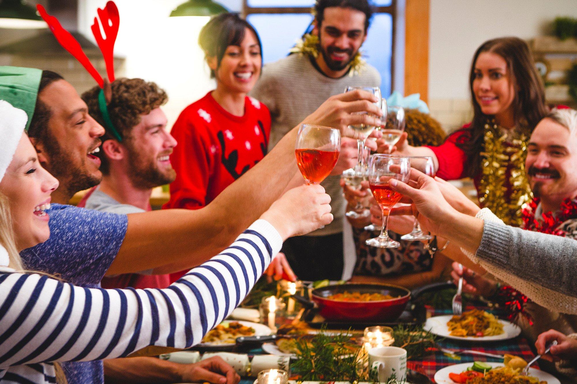 Как восстановиться после праздничного застолья?