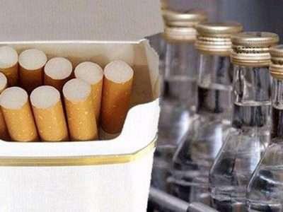 Подборка видео про алкоголь и табак