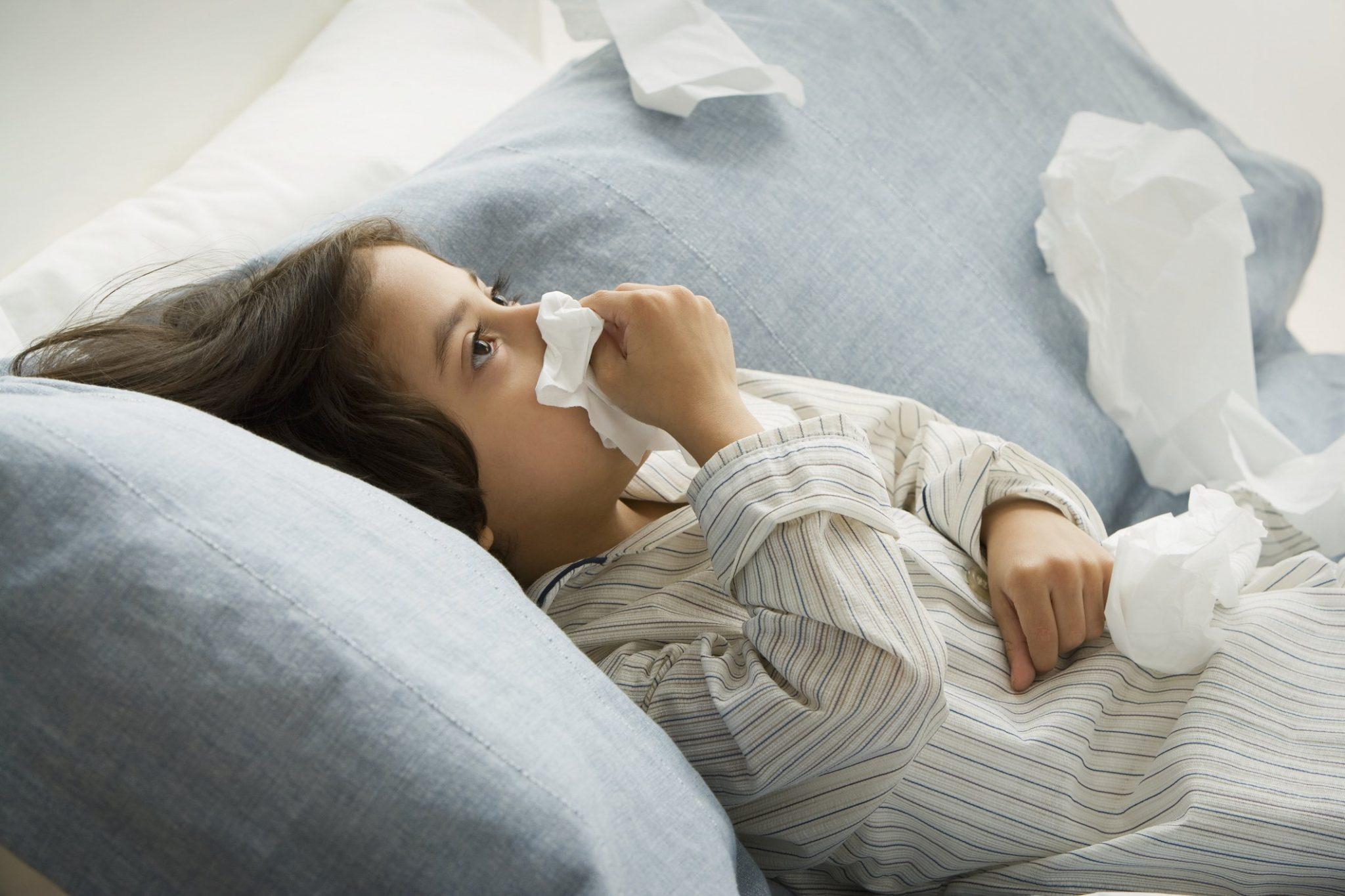 Как легко победить простуду?