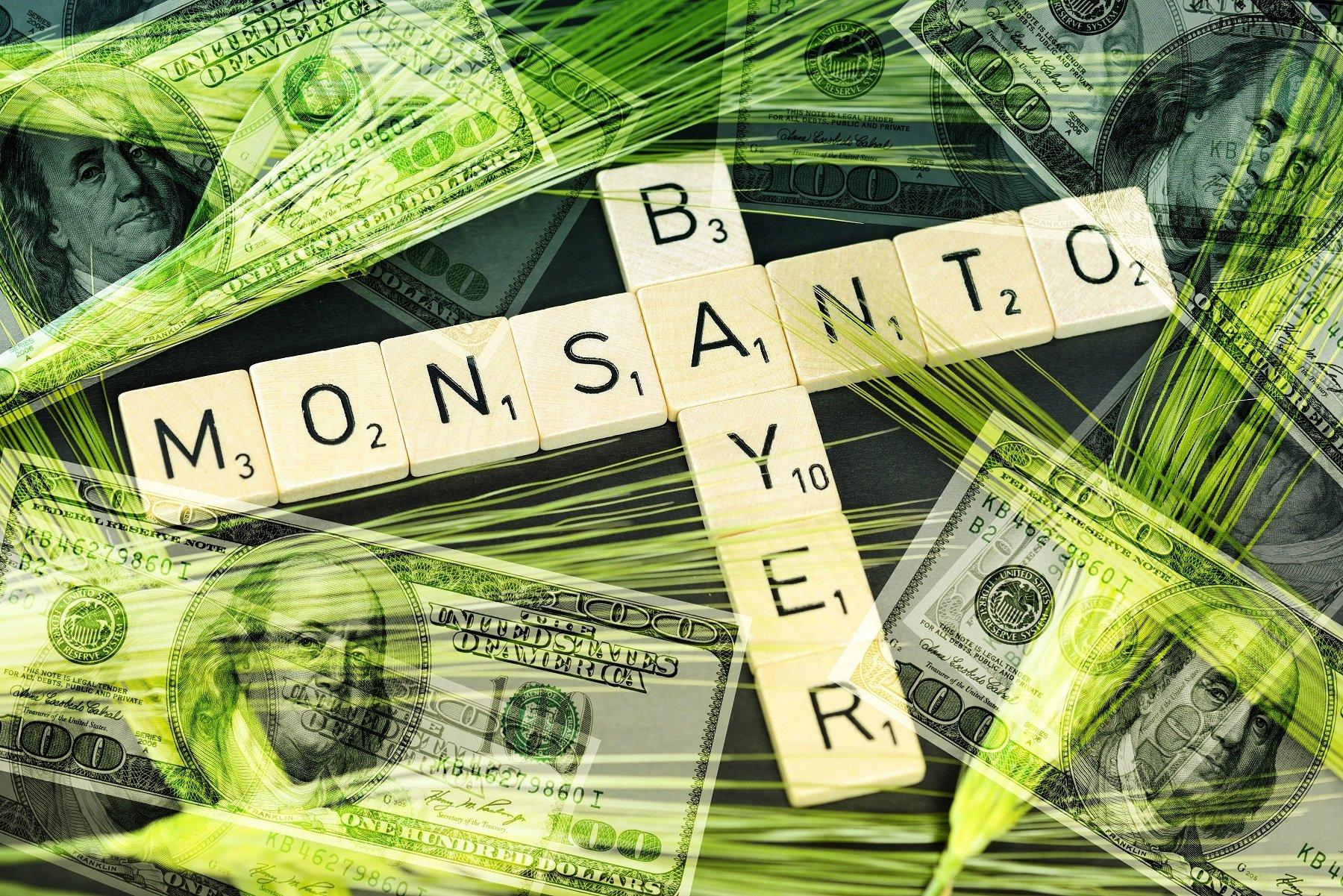 """Компания """"Монсанто"""" принадлежит фармацевтической компании, а их средство для борьбы с сорняками спонсирует производство генномодифицированной сельскохозяйственной продукции"""